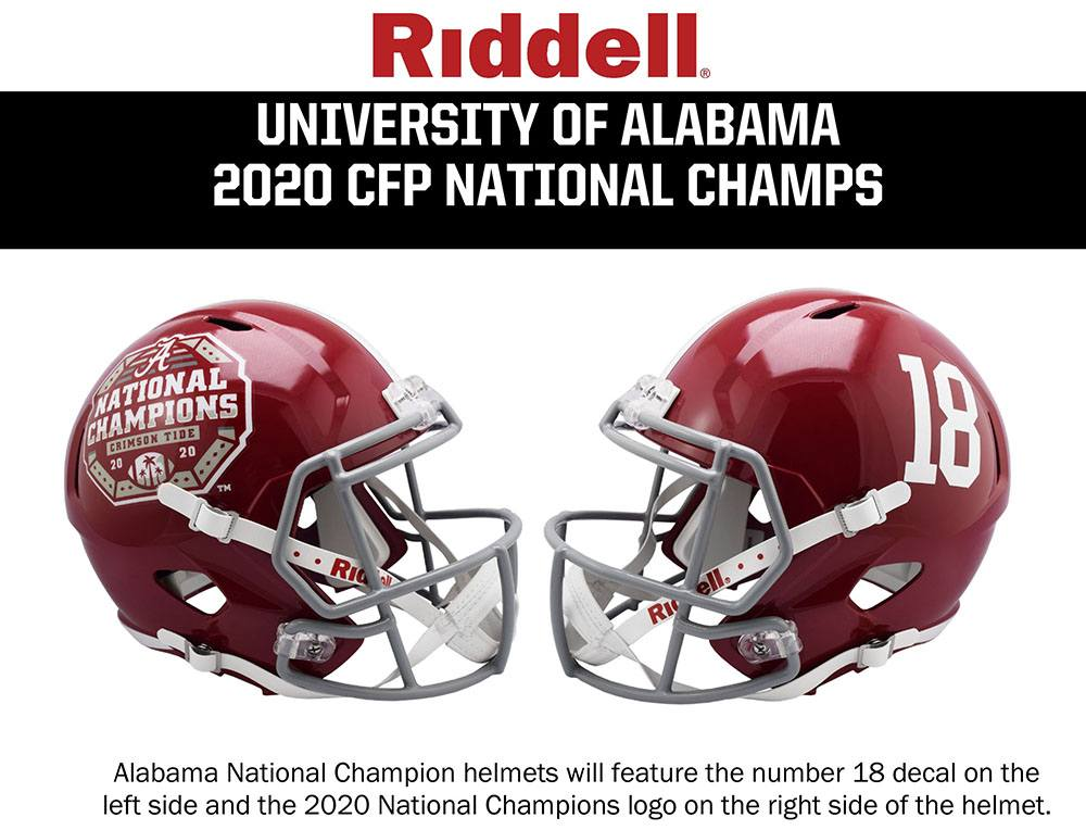 2020 CFP Natl Champs