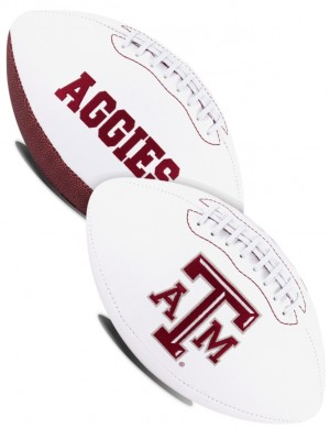 Texas A&M Aggies K2 Signature Series Full Size Football