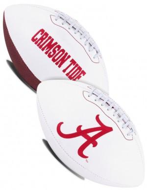 Alabama Crimson Tide K2 Signature Series Full Size Football
