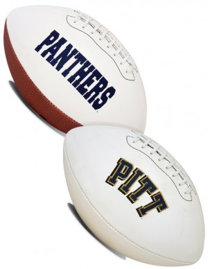 Pittsburgh Panthers K2 Signature Series Full Size Football