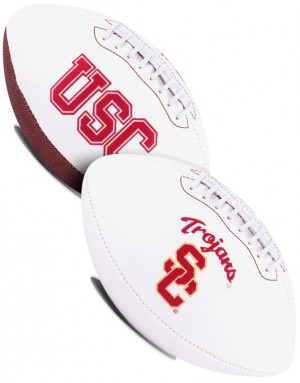 USC Trojans K2 Signature Series Full Size Football