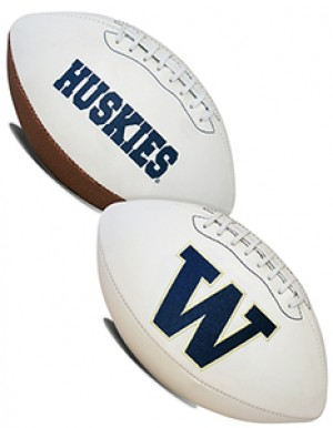 Washington Huskies K2 Signature Series Full Size Football