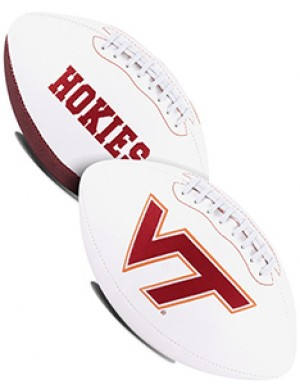Virginia Tech Hokies K2 Signature Series Full Size Football