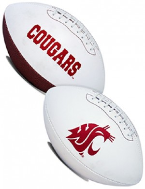 Washington St Cougars K2 Signature Series Full Size Football