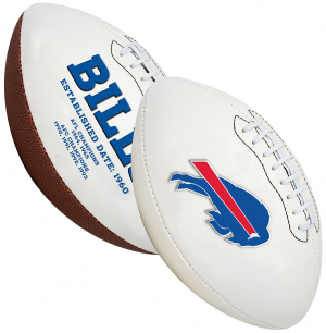 Rawlings NFL Buffalo Bills Signature Series Full Size Football
