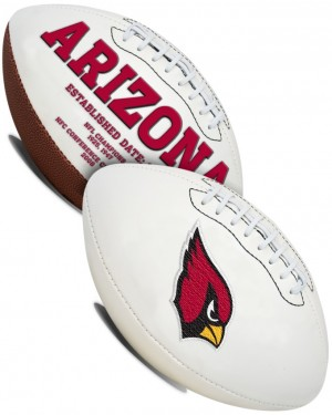 Arizona Cardinals K2 Signature Series Full Size Football