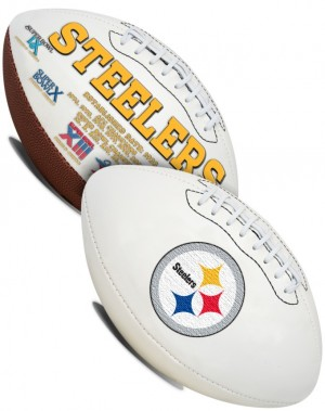 Pittsburgh Steelers K2 Signature Series Full Size Football