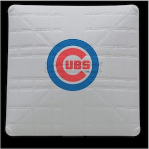 Chicago Cubs Jack Corbett Hollywood Authentic Full Size Base