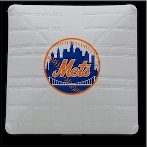 New York Mets Jack Corbett Hollywood Authentic Full Size Base