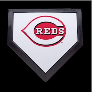 Cincinnati Reds Authentic Full Size Home Plate