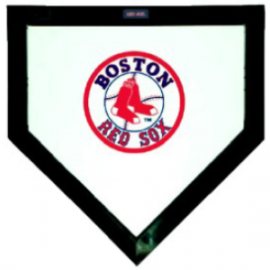 Boston Red Sox Authentic Full Size Home Plate