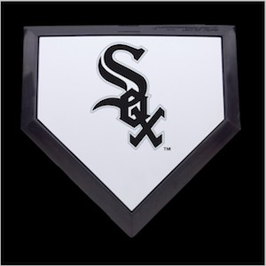 Chicago White Sox Authentic Full Size Home Plate