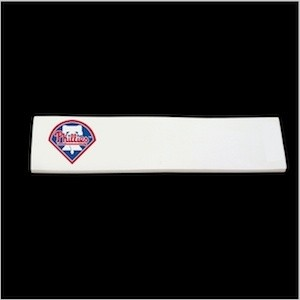 Philadelphia Phillies Authentic Full Size Pitching Rubber
