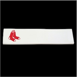 Boston Red Sox Authentic Full Size Pitching Rubber