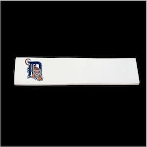 Detroit Tigers Authentic Full Size Pitching Rubber