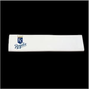 Kansas City Royals Authentic Full Size Pitching Rubber