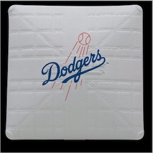 Los Angeles Dodgers Authentic Mini Base