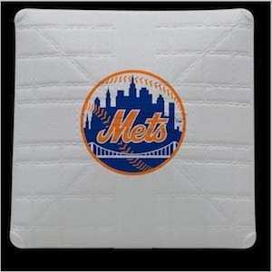 New York Mets Authentic Mini Base