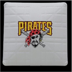 Pittsburgh Pirates Authentic Mini Base