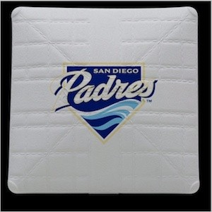 San Diego Padres Authentic Mini Base