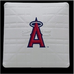 Los Angeles Angels of Anaheim Authentic Mini Base