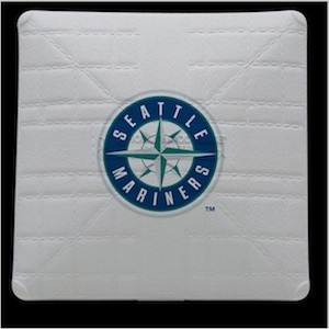 Seattle Mariners Authentic Mini Base