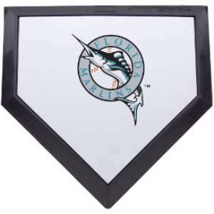 Florida Marlins Authentic Mini Home Plate