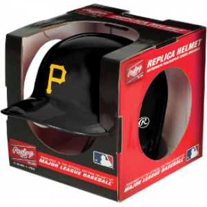 Rawlings MLB Pittsburgh Pirates Replica Mini Batting Helmet