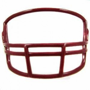 Maroon Customizable Z2B Facemask