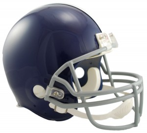 Baltimore Colts 1955 Tribute Throwback Replica Full Size Helmet
