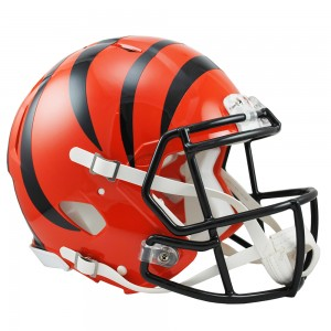 Cincinnati Bengals Authentic Revolution Speed Full Size Helmet