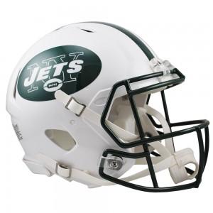 New York Jets Authentic Revolution Speed Full Size Helmet