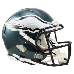 Philadelphia Eagles Authentic Revolution Speed Full Size Helmet