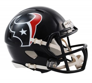 Houston Texans Revolution Speed Mini Helmet