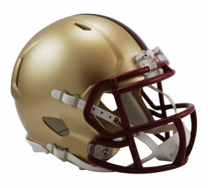 Boston College Eagles Revolution Speed Mini Helmet