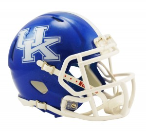 Kentucky Wildcats Revolution Speed Mini Helmet