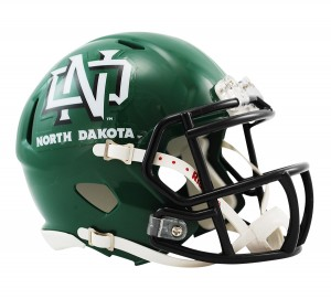 North Dakota Fighting Sioux Revolution Speed Mini Helmet