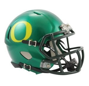 Oregon Ducks Revolution Speed Mini Helmet