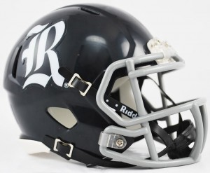 Rice Owls Revolution Speed Mini Helmet