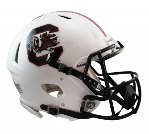 South Carolina Gamecocks Authentic Revolution Speed Full Size Helmet