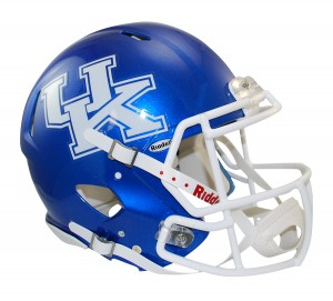 Kentucky Wildcats Authentic Revolution Speed Full Size Helmet