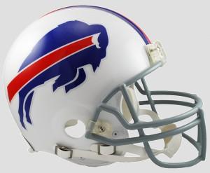Buffalo Bills Authentic Proline Full Size Helmet