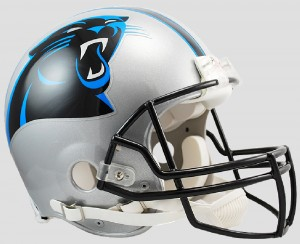Carolina Panthers Authentic Proline Full Size Helmet