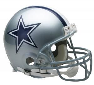 Dallas Cowboys Authentic Proline Full Size Helmet