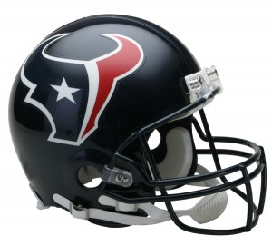 Houston Texans Authentic Proline Full Size Helmet