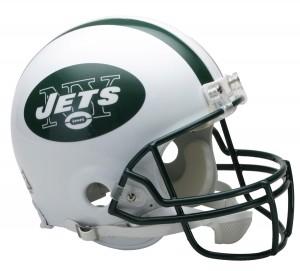 New York Jets Authentic Proline Full Size Helmet
