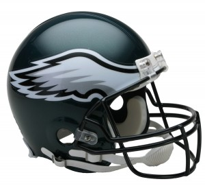 Philadelphia Eagles Authentic Proline Full Size Helmet