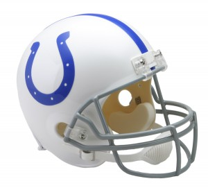 Baltimore Colts 1959-1977 Throwback Replica Full Size Helmet