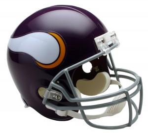 Minnesota Vikings 1961-1979 Throwback Replica Full Size Helmet