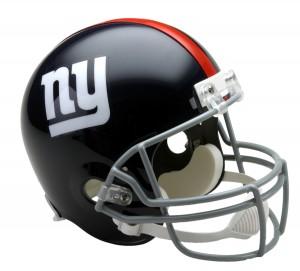 New York Giants 1961-1974 Throwback Replica Full Size Helmet